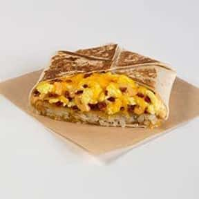 Breakfast Crunchwrap is listed (or ranked) 1 on the list The Best Taco Bell Breakfast Items