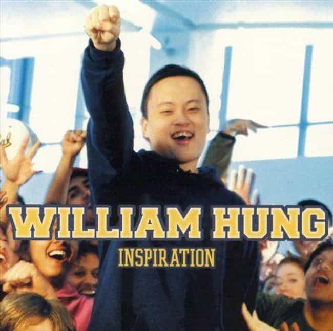 His First Album Went To ... is listed (or ranked) 3 on the list What The Heck Happened To William Hung?