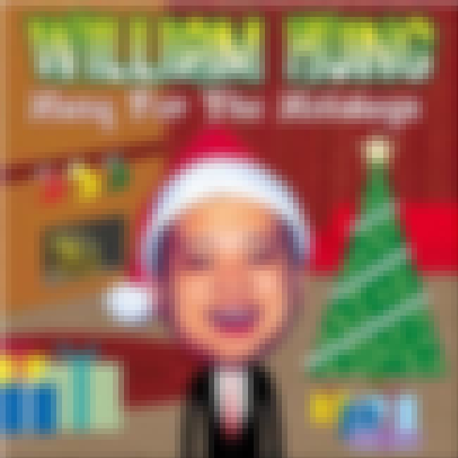 He Released A Christmas Album is listed (or ranked) 4 on the list What The Heck Happened To William Hung?
