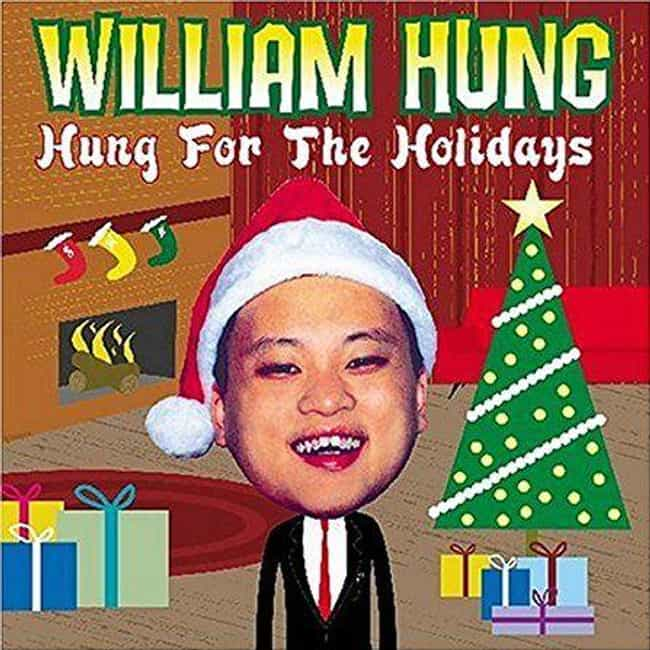 He Released A Christmas ... is listed (or ranked) 4 on the list What The Heck Happened To William Hung?