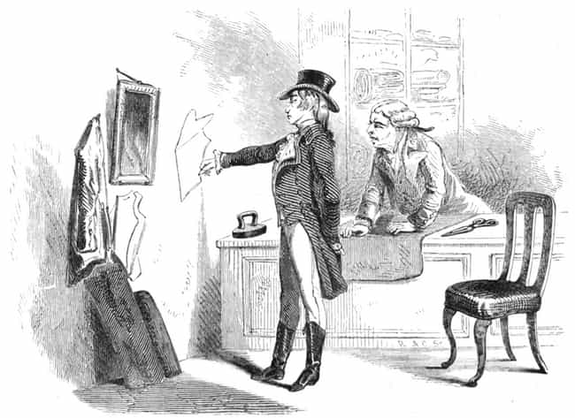 He Essentially Invented The Su... is listed (or ranked) 1 on the list The Spectacular Rise And Fall Of English Dandy Beau Brummell