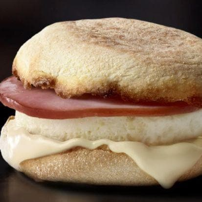 Egg White Delight McMuffin on Random Best Things To Eat For Breakfast At McDonald's