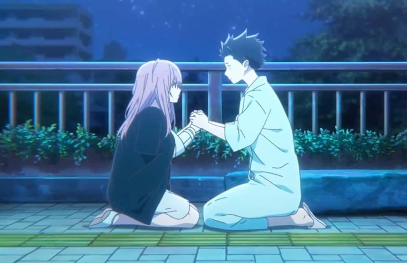 Shouko Nishimiya & Shouya Ishida — 'A Silent Voice'