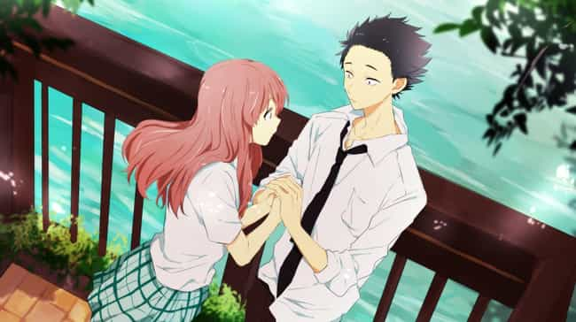 Shouko Nishimiya & Shouya Ishi... is listed (or ranked) 1 on the list 13 Times Anime Enemies Fell Deeply In Love