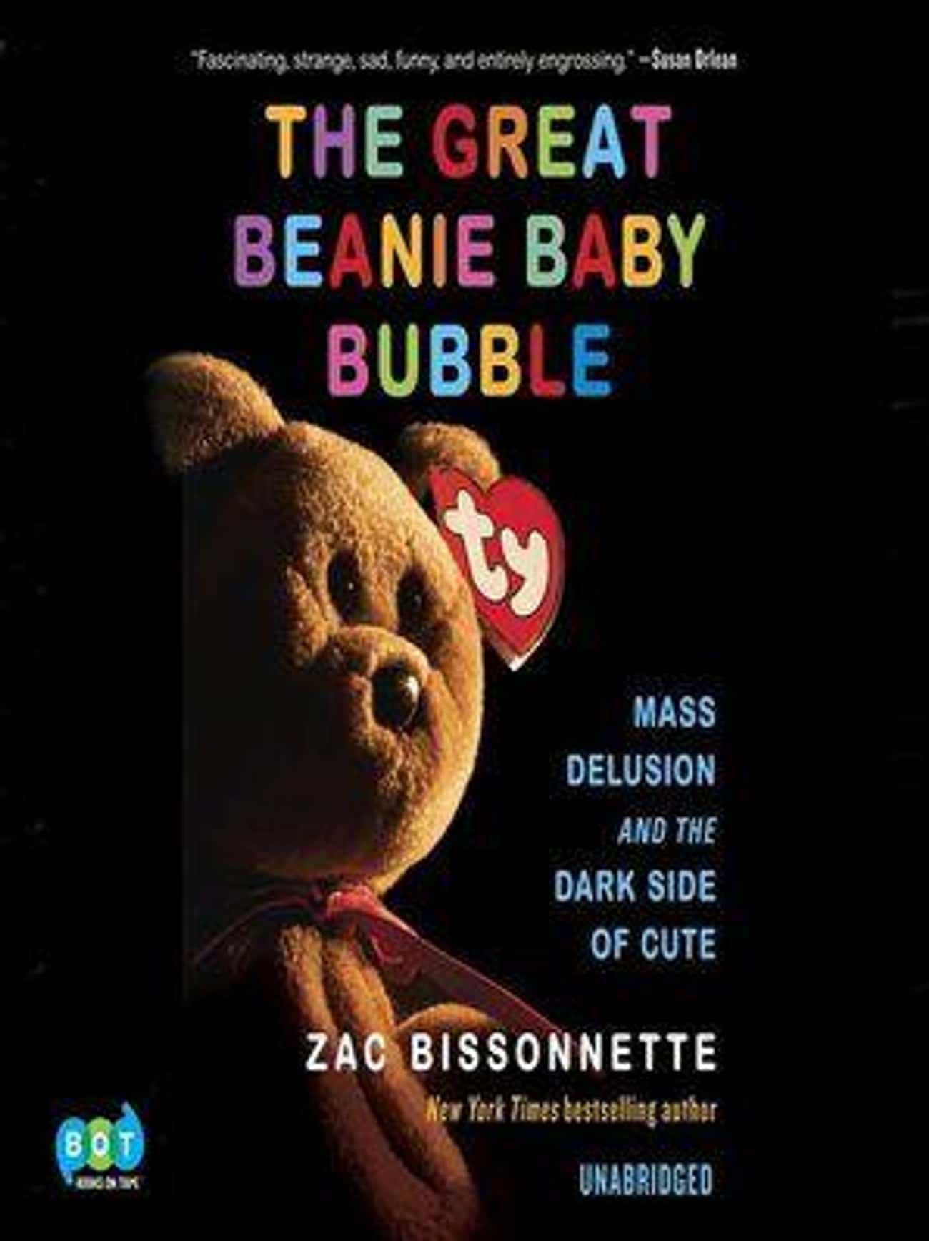 Despite A Strained Relationshi is listed (or ranked) 3 on the list The Surprisingly Depressing Life Of Ty Warner - The Man Who Invented Beanie Babies