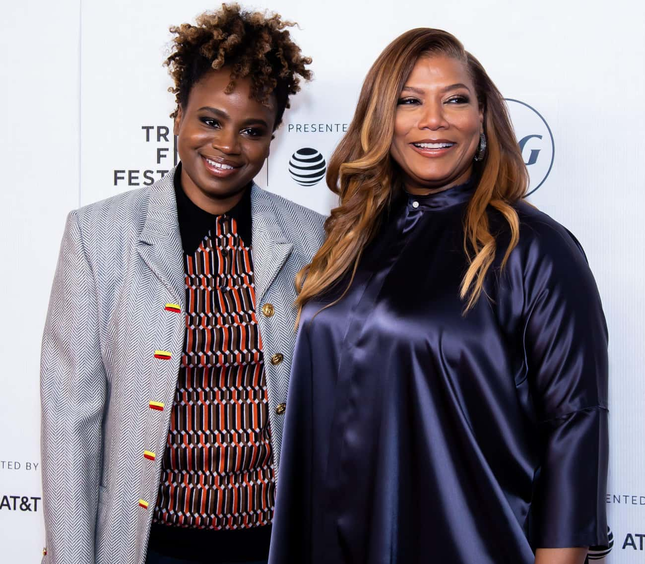 Eboni Nichols is listed (or ranked) 1 on the list Queen Latifah Loves and Hookups