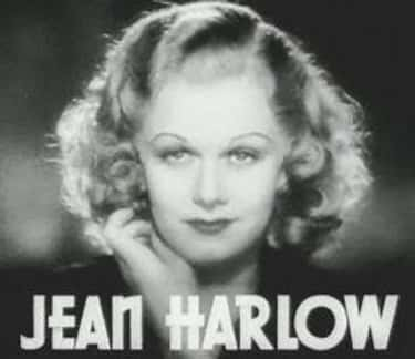 Harlow's Hair Bleaching Process Was Very Toxic