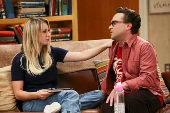 The Cast Didn't Know Kaley... is listed (or ranked) 4 on the list Behind-The-Scenes Secrets From The Set Of 'The Big Bang Theory'