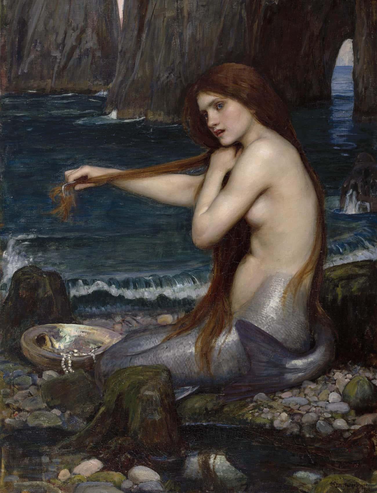Eat A Mermaid