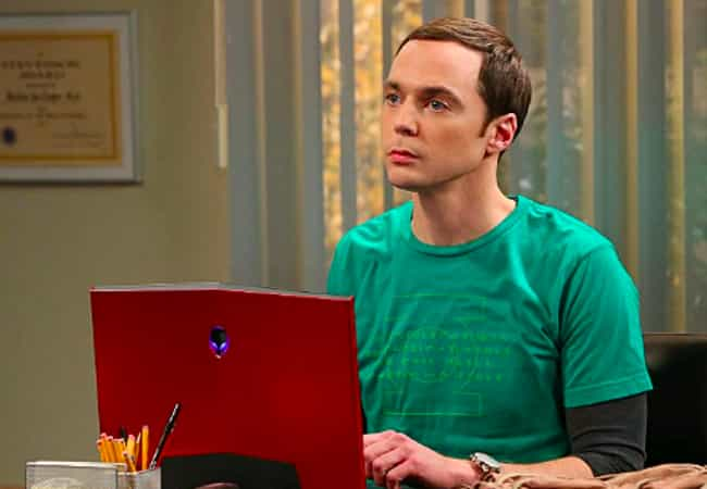 Jim Parsons Has Never Seen &#3... is listed (or ranked) 2 on the list Behind-The-Scenes Secrets From The Set Of 'The Big Bang Theory'