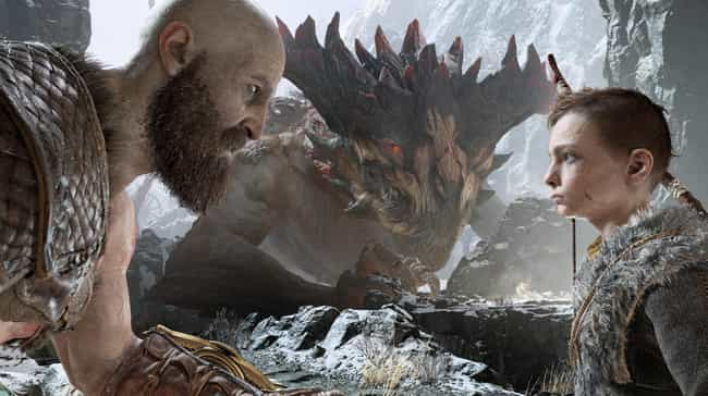 God Of War is listed (or ranked) 1 on the list Video Games That Resurrected A Dormant Franchise