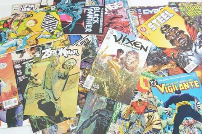 Squad Block Comics is listed (or ranked) 3 on the list The Best Subscription Boxes for Comics