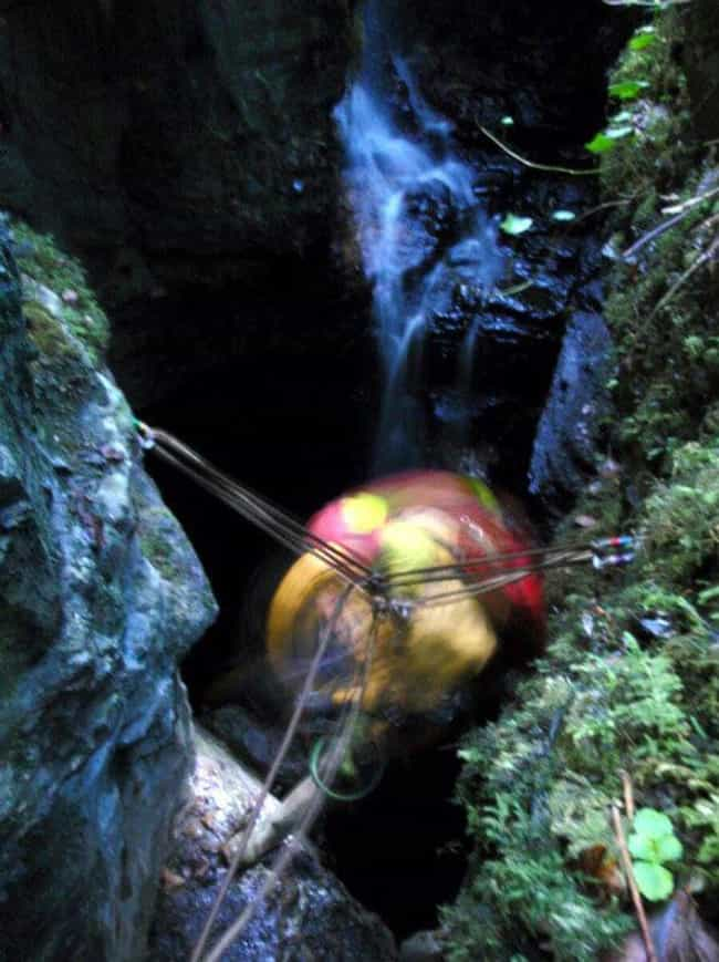 Rescuers Devised A Pulley Syst... is listed (or ranked) 4 on the list No One Could Save John Jones From His Tragic Spelunking Accident - But His Death Sparked Change