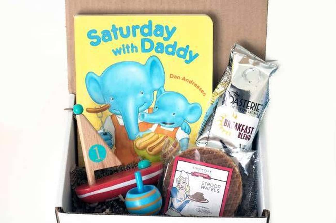 The Rad Dad Box is listed (or ranked) 1 on the list The Best Subscription Boxes for Fathers