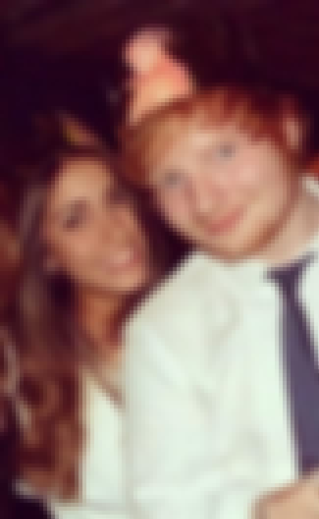 Athina Andrelos is listed (or ranked) 4 on the list Ed Sheeran Loves And Hookups