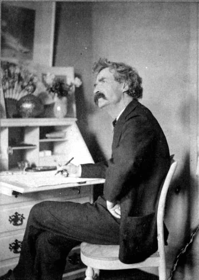 Twain Wrote A Constitution For... is listed (or ranked) 3 on the list Mark Twain Had A Seeming Obsession With Young Girls That Would Land A Modern Figure In Hot Water