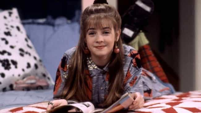 She Is In Talks To Do A 'Clari... is listed (or ranked) 1 on the list What The Heck Ever Happened To Melissa Joan Hart?