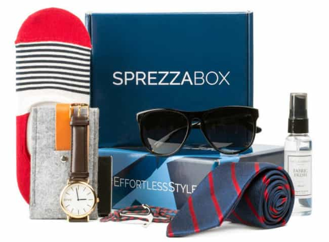 Sprezzabox is listed (or ranked) 4 on the list The Best Subscription Boxes for Men's Fashion