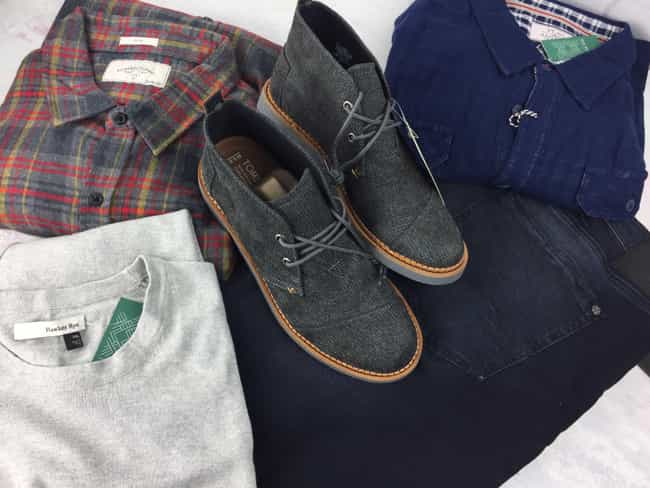Stitch Fix is listed (or ranked) 4 on the list The Best Subscription Boxes for Men's Fashion