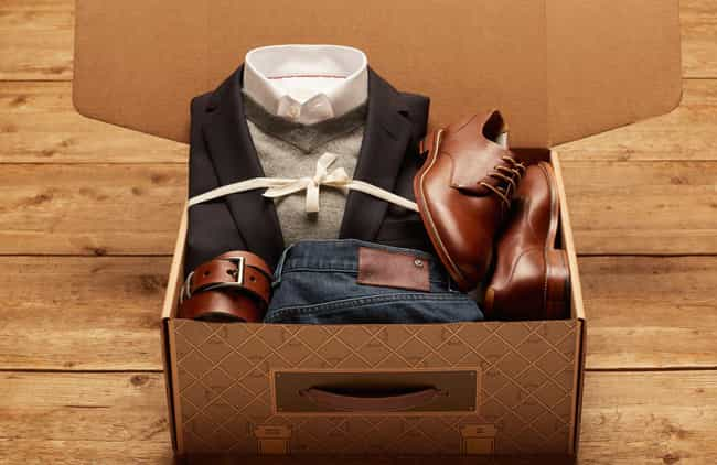 Trunk Club is listed (or ranked) 3 on the list The Best Subscription Boxes for Men's Fashion
