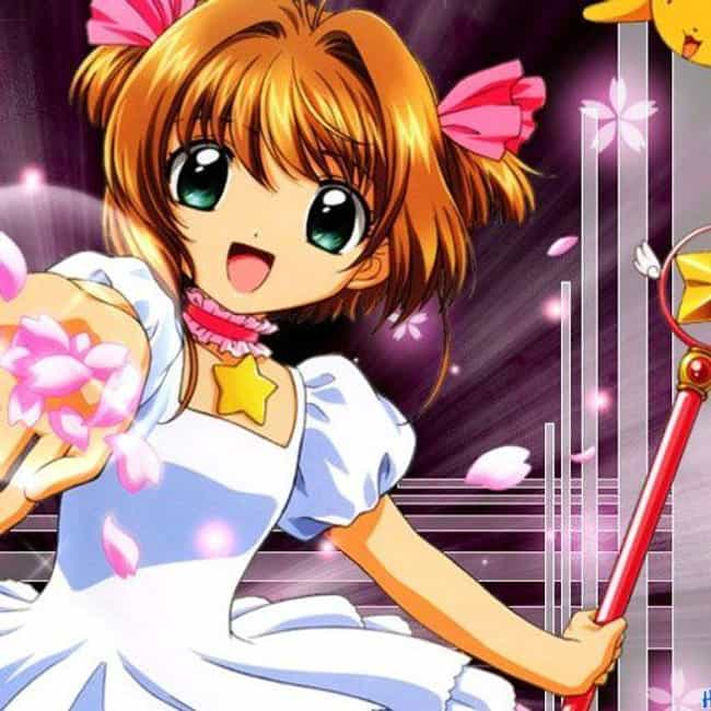 "It Made Me Very Happy."" is listed (or ranked) 4 on the list The Best Cardcaptor Sakura Quotes"