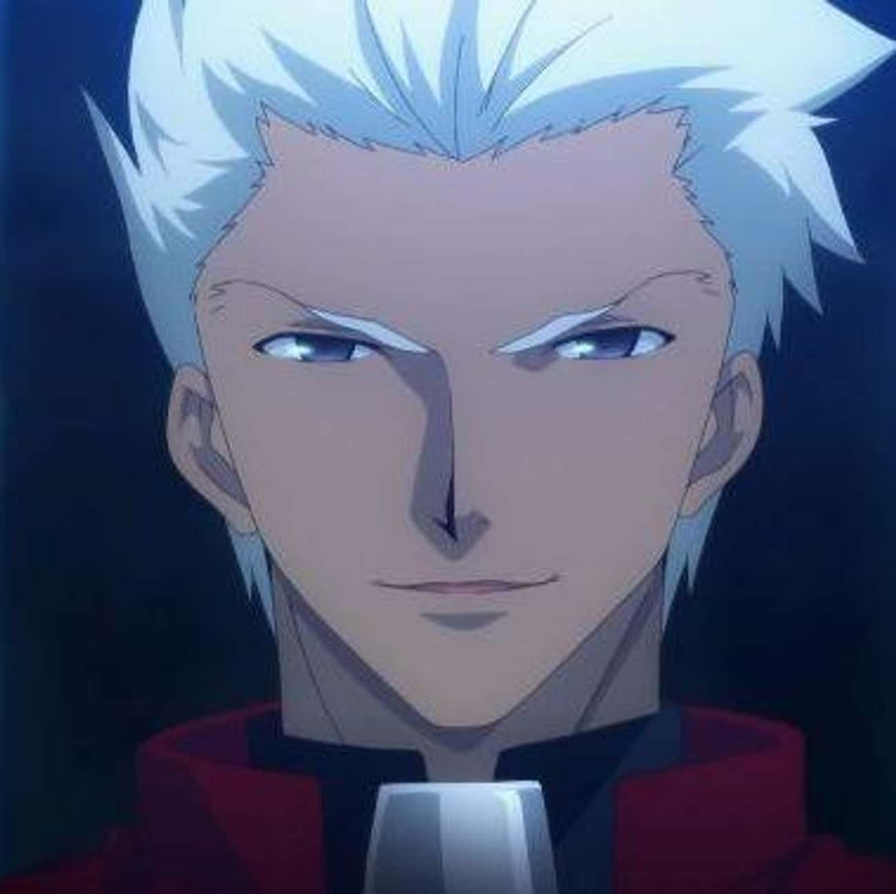 Unlimited Blade Works is listed (or ranked) 4 on the list The Best Fate/stay Night Unlimited Blade Works Quotes