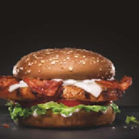 Charbroiled Chicken Club Sandwich