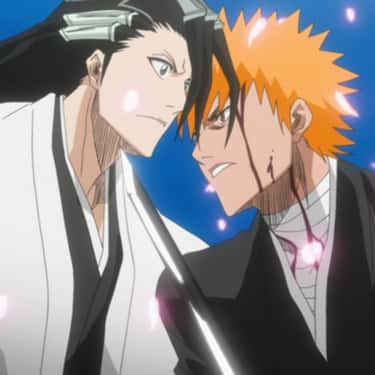 Ichigo Vs. Byakuya - 'Blea is listed (or ranked) 1 on the list The Best Anime Sword Fights Of All Time