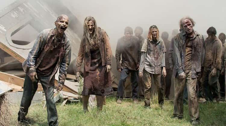 Sagittarius: Walking Dead