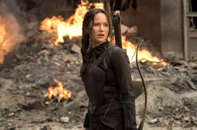 Taurus: The Hunger Games is listed (or ranked) 2 on the list Which Post-Apocalyptic World Would You Survive Based On Your Zodiac Sign?