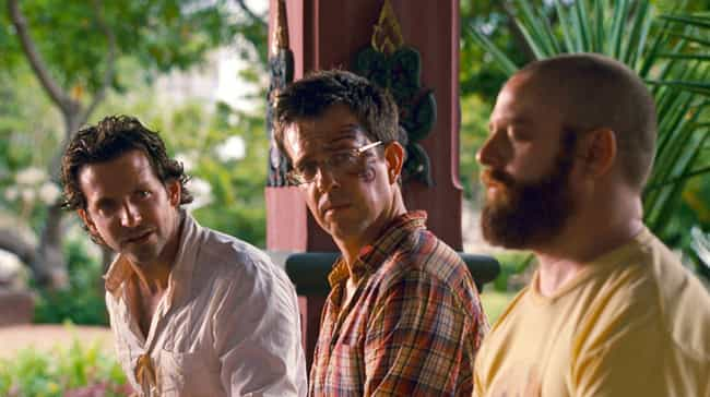 Mel Gibson's Cameo Was D... is listed (or ranked) 3 on the list Making 'The Hangover' Trilogy Was Even Wilder Than The Movies' Plots