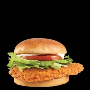 Spicy Chicken Sandwich is listed (or ranked) 2 on the list The Best Things To Eat At Wendy's