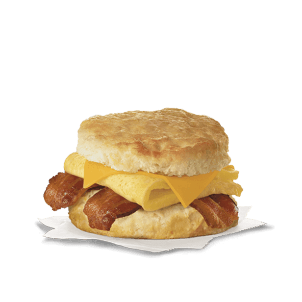 Bacon, Egg & Cheese Biscuit on Random Best Things To Eat At Chick-fil-A