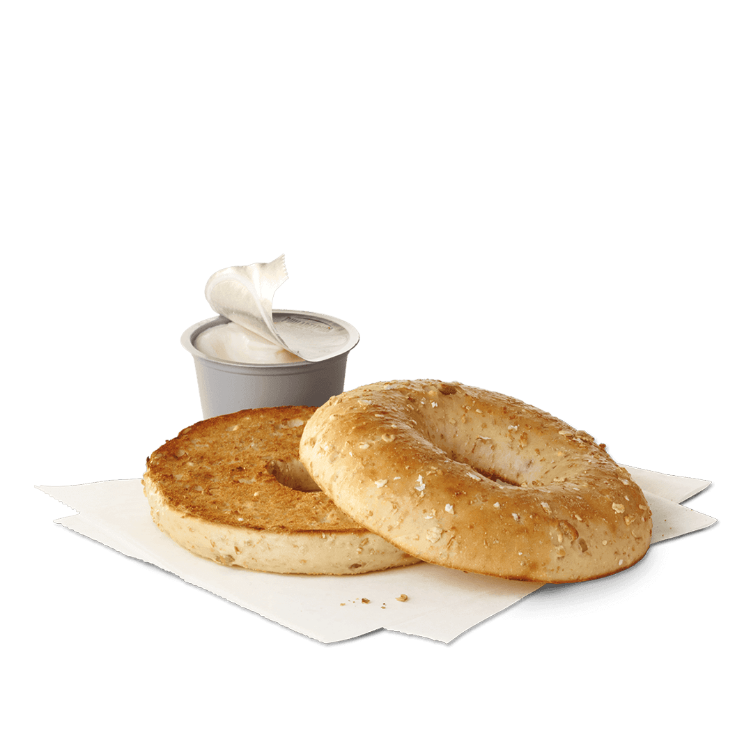 Sunflower Multigrain Bagel on Random Best Things To Eat At Chick-fil-A