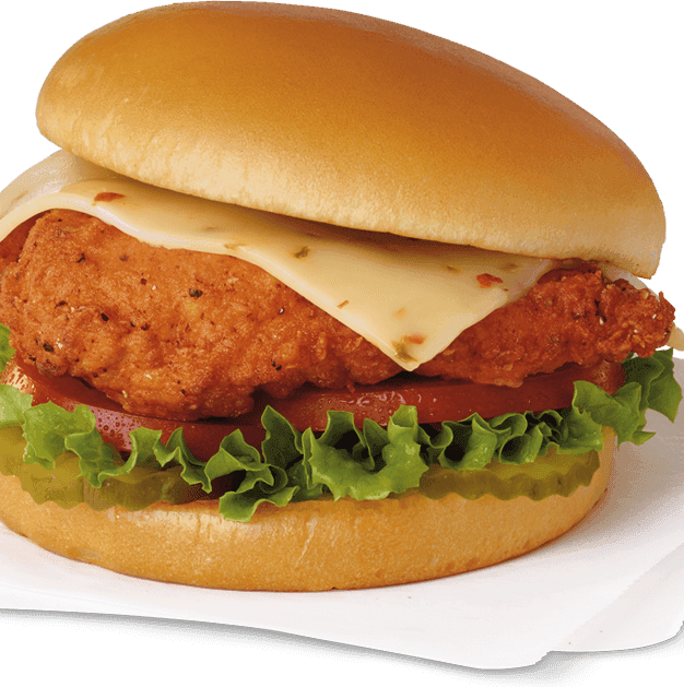 Spicy Deluxe Sandwich on Random Best Things To Eat At Chick-fil-A