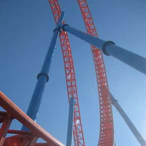 Fahrenheit is listed (or ranked) 12 on the list The Worst Amusement Park Rides To Get Stuck On
