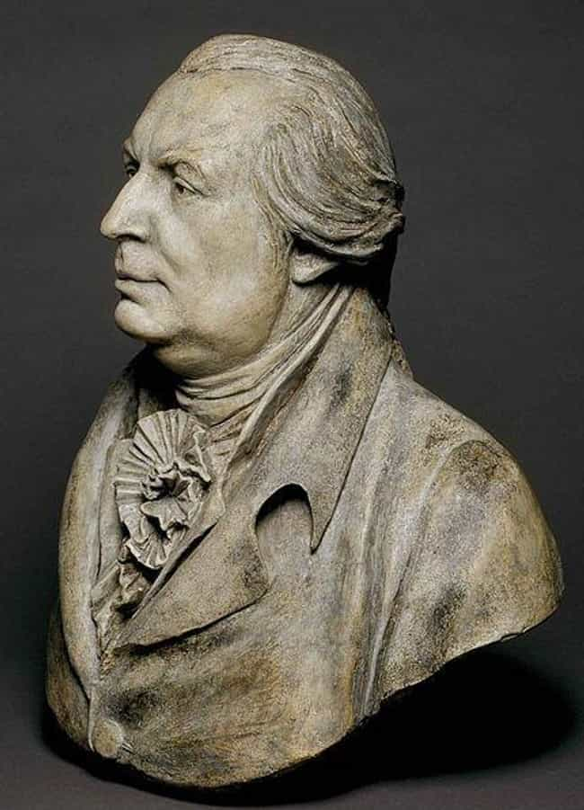 Morris Married A Houseke... is listed (or ranked) 3 on the list The Wild Life Of Gouverneur Morris, The Most Mysterious Founding Father Of Them All