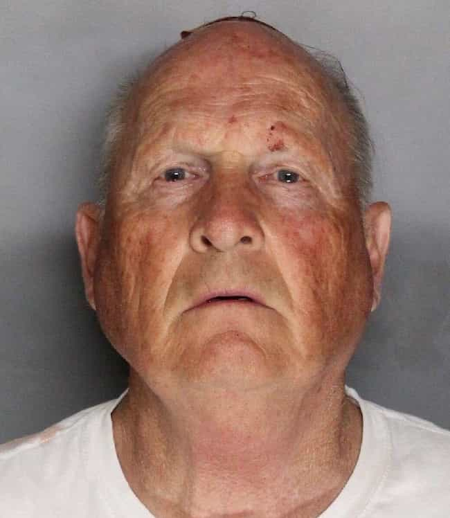 In 2018, Police Arrested... is listed (or ranked) 1 on the list Horrifying Facts About The Golden State Killer