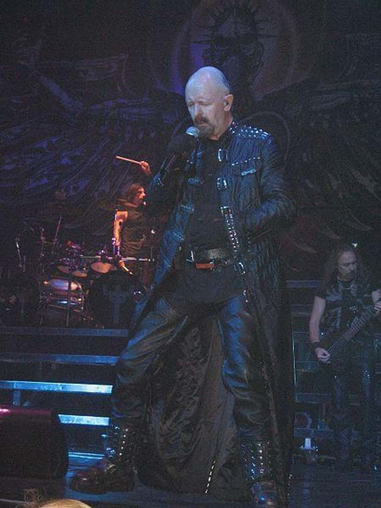 Rob Halford Once A Fired A Rea is listed (or ranked) 1 on the list Breaking The Law: Weird And Wild Stories About Judas Priest
