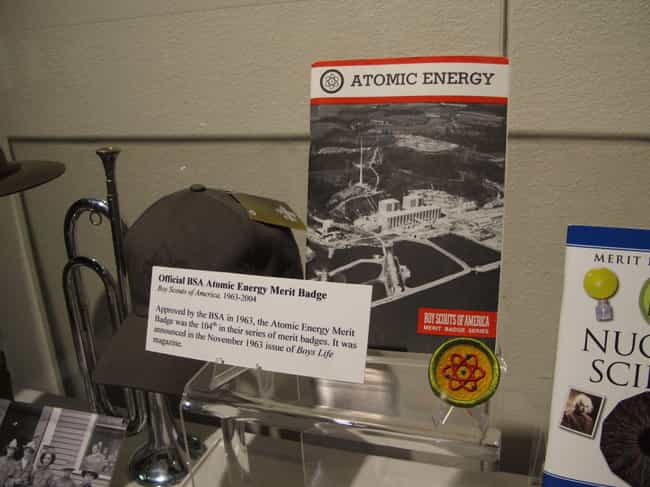 Earning An Atomic Energy Boy S... is listed (or ranked) 3 on the list The 'Radioactive Boy Scout' Panicked His Community After Building A Nuclear Reactor In His Backyard