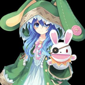 Yoshino is listed (or ranked) 10 on the list The Greatest Shy Anime Characters of All Time