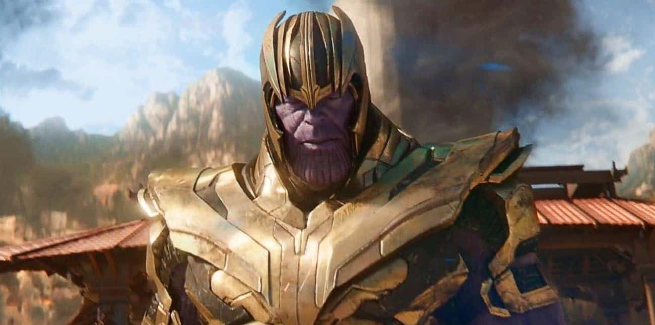Thanos Is Both The Best And Wo is listed (or ranked) 2 on the list What The Haters Are Saying About Avengers: Infinity War