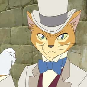 Baron Humbert von Gikkingen is listed (or ranked) 24 on the list The Best Animal Characters in Anime