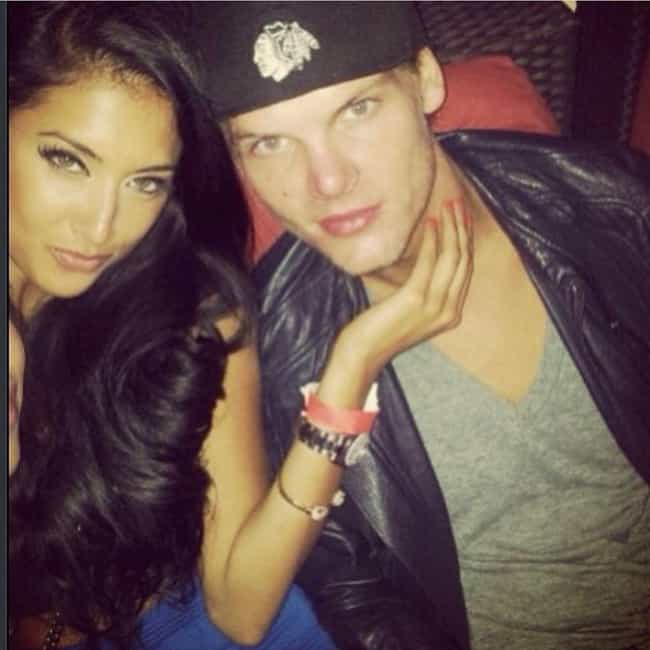 Racquel Natasha Bettencourt is listed (or ranked) 1 on the list Avicii Loves and Hookups