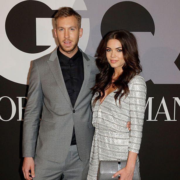 hvor lenge har Calvin Harris og Ellie goulding vært dating Letra de Hook opp en Español