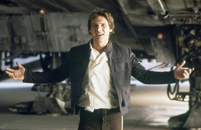He's Been Leaving People B... is listed (or ranked) 1 on the list Here's Why Han Solo Isn't The Hero Everyone Thinks He Is