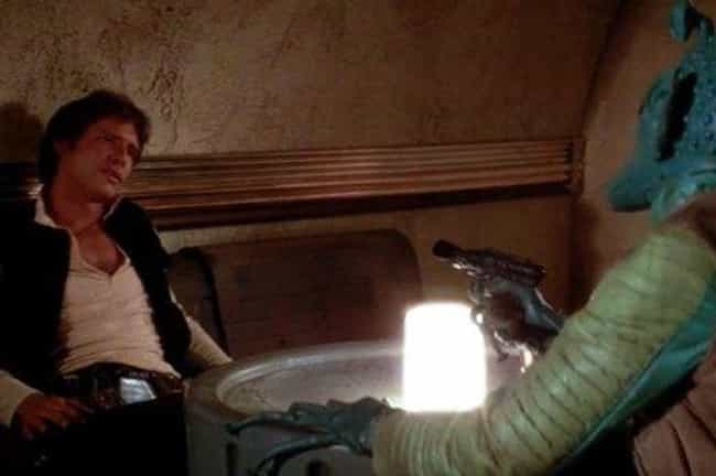 Han Can't Pay His Debts is listed (or ranked) 4 on the list Here's Why Han Solo Isn't The Hero Everyone Thinks He Is