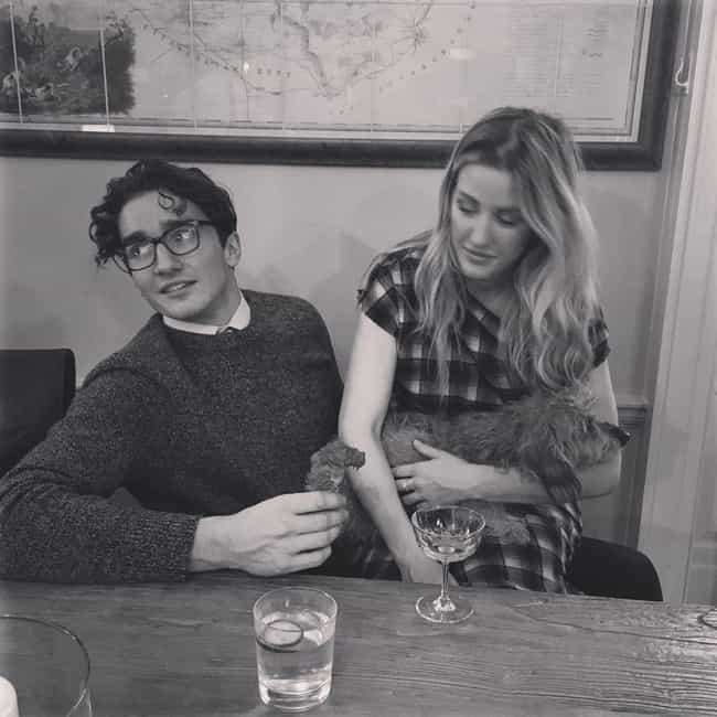 Caspar Jopling is listed (or ranked) 1 on the list Ellie Goulding Loves And Hookups