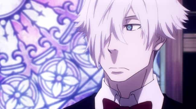 Decim — Death Parade is listed (or ranked) 4 on the list Anime Characters Who Are Morally Ambiguous