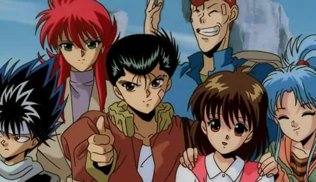 Supposed to Be the Hero ... is listed (or ranked) 4 on the list The Best Yu Yu Hakusho Quotes